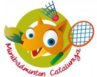 Logo de Minibàdminton Catalunya